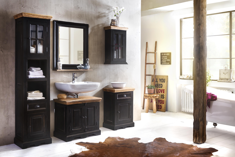 Sit Badezimmer Set Corsica Mangoholz 5-teilig