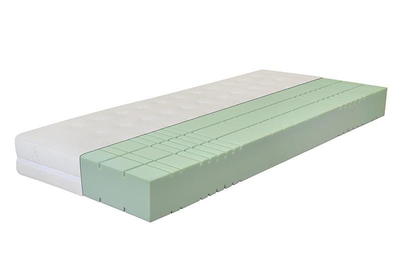 Kaltschaummatratze Malven H2 Höhe 20 cm 90 x 200 cm