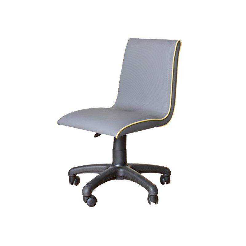 Almila Schreibtischstuhl Smart höhenverstellbar in Gelb