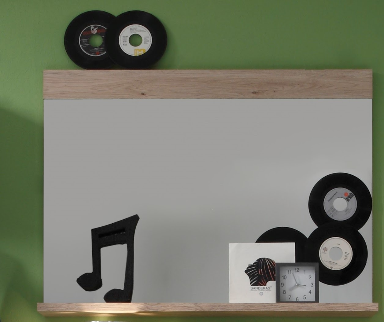 Garderoben Serie 4-teilig Rikke Eiche Optik komplett