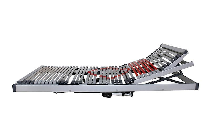 7 Zonen Lattenrost Korry motorisch extra verstellbar 90x190cm