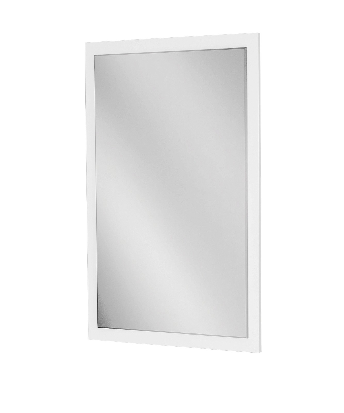 Wandspiegel modern Ostio in Weiß