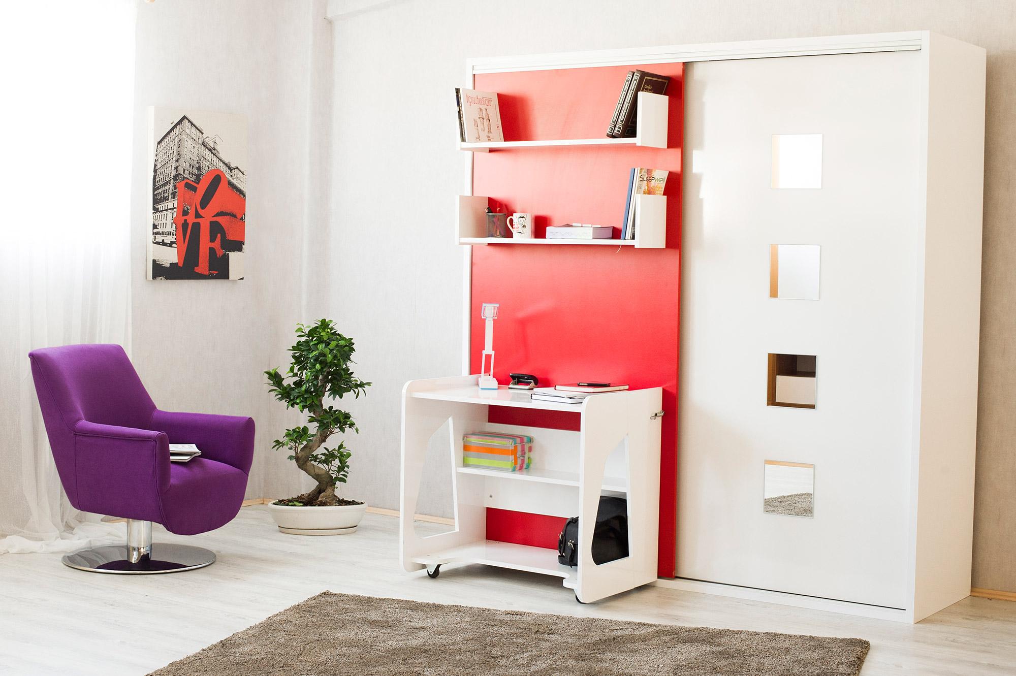 Multimo Wandbett 4in1 Kombination Diva Studio 5
