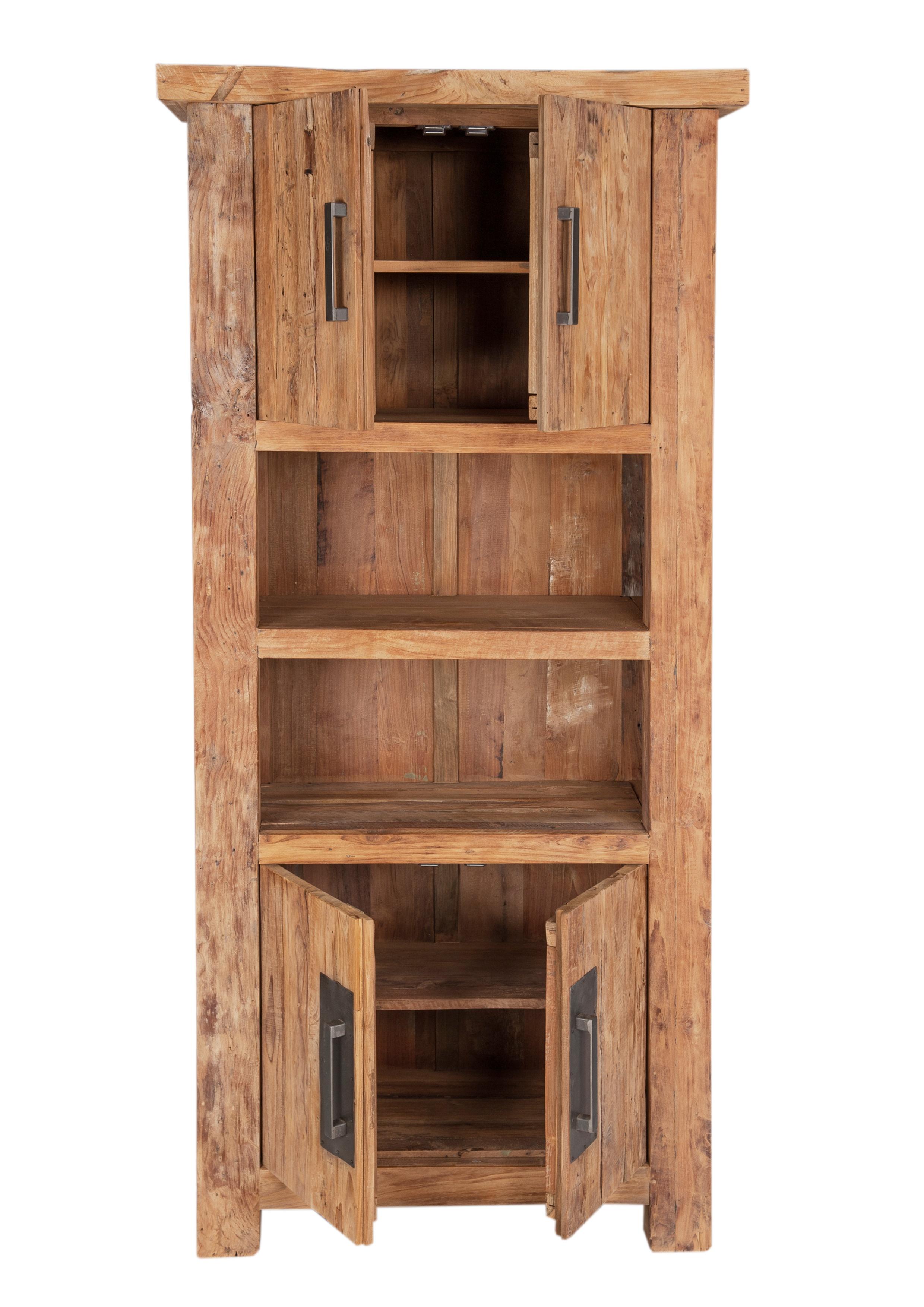 Sit Bücherschrank Coral aus recyceltem Teak