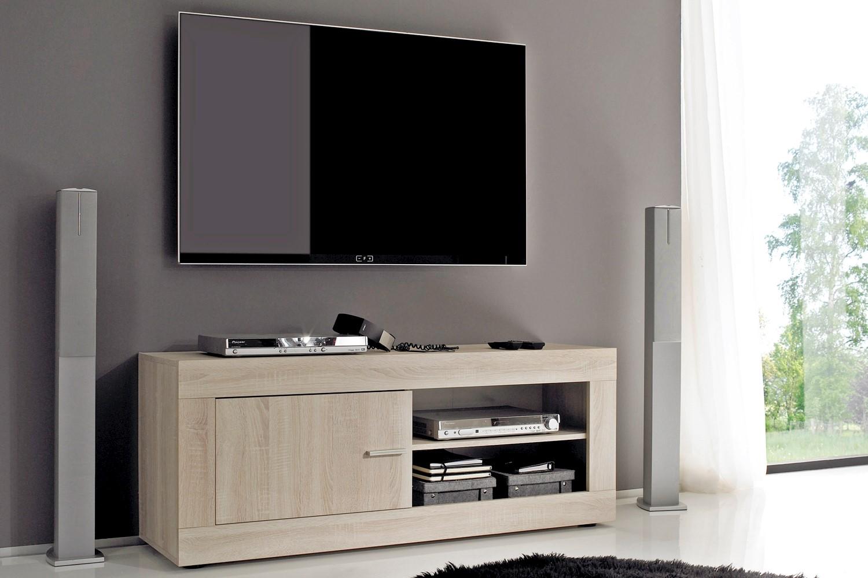 TV Unterteil Rustic Sonoma Eiche Melamin