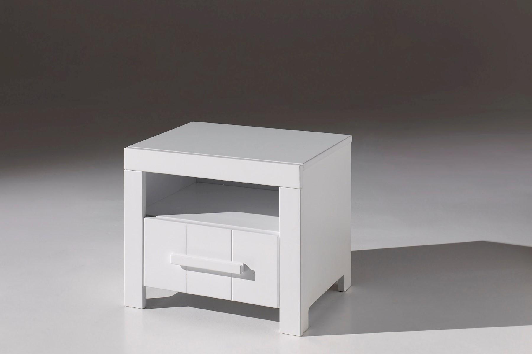 Richard Jugenzimmerset 3-teilig Weiß