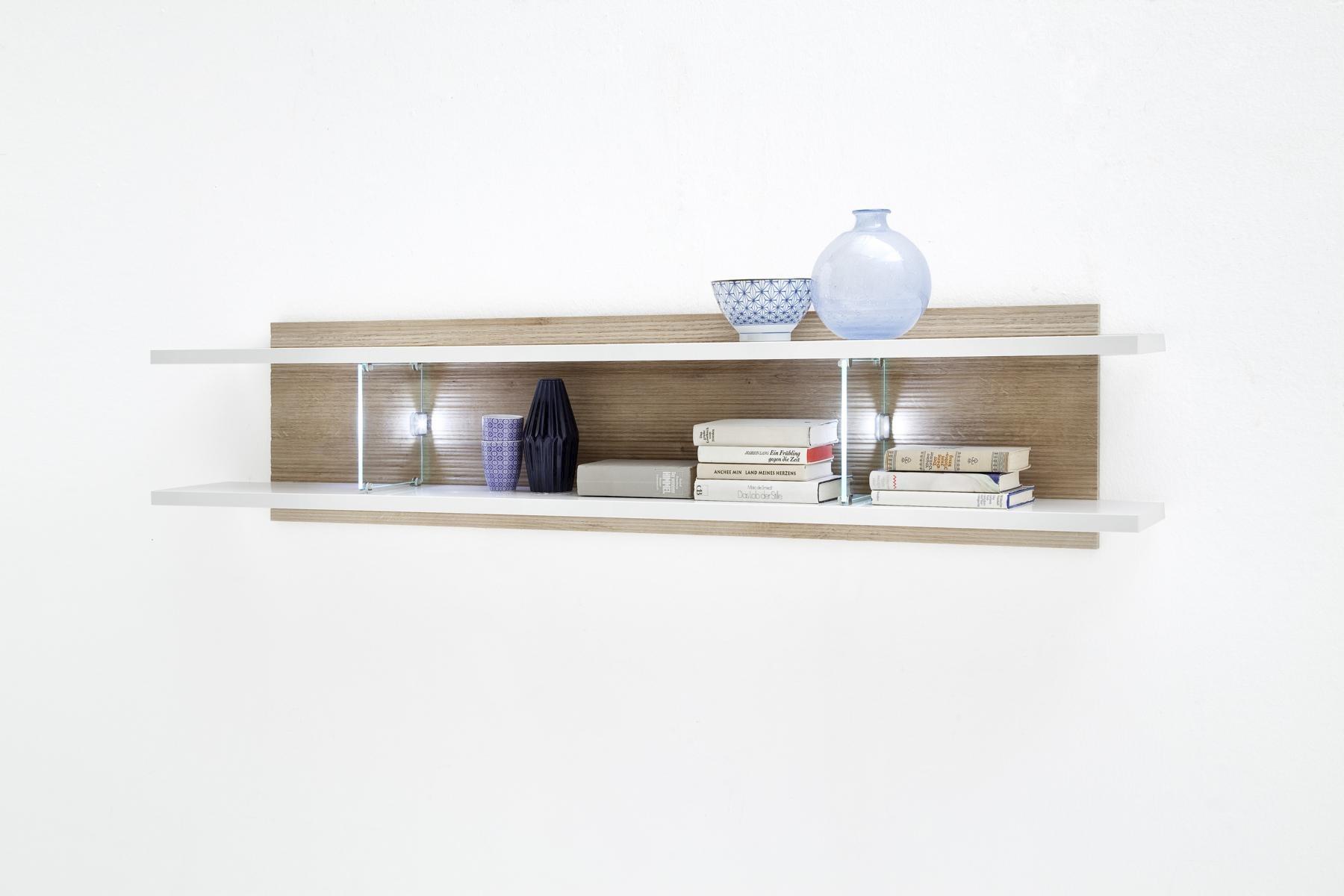 Pala Wandboard Weiß 150x35x24
