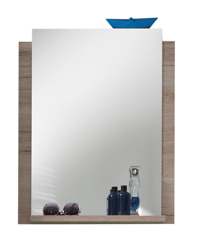 Badezimmer Set Rikke 5-teilig in San Remo Eiche