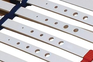 5 Zonen Lattenrost Realy motorisch schnurlos verstellbar 100x200cm