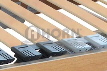 7 Zonen Lattenrost Rolly motorisch verstellbar Standard 90x190cm