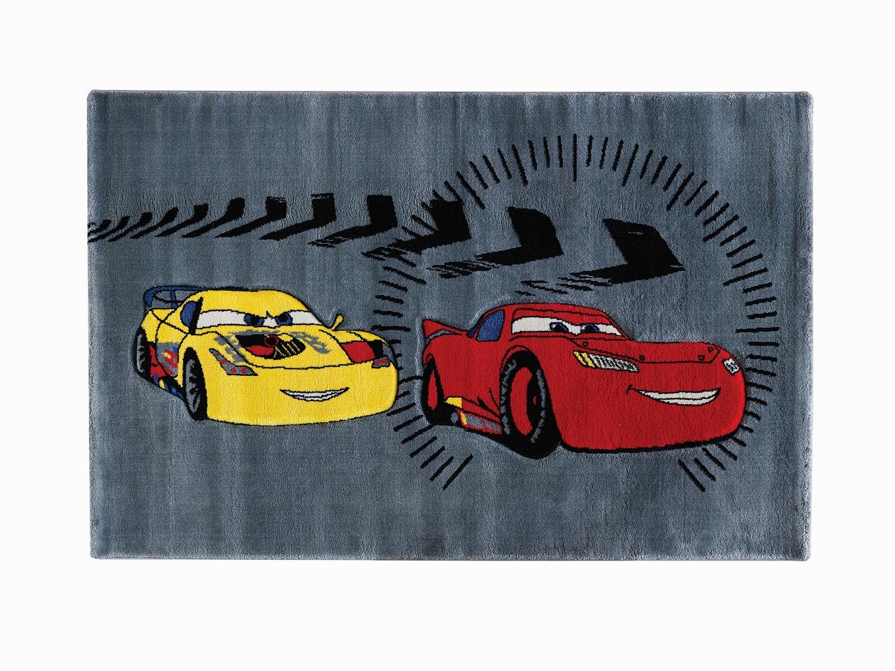 Titi Teppich Kinderzimmer Racer Speed Police