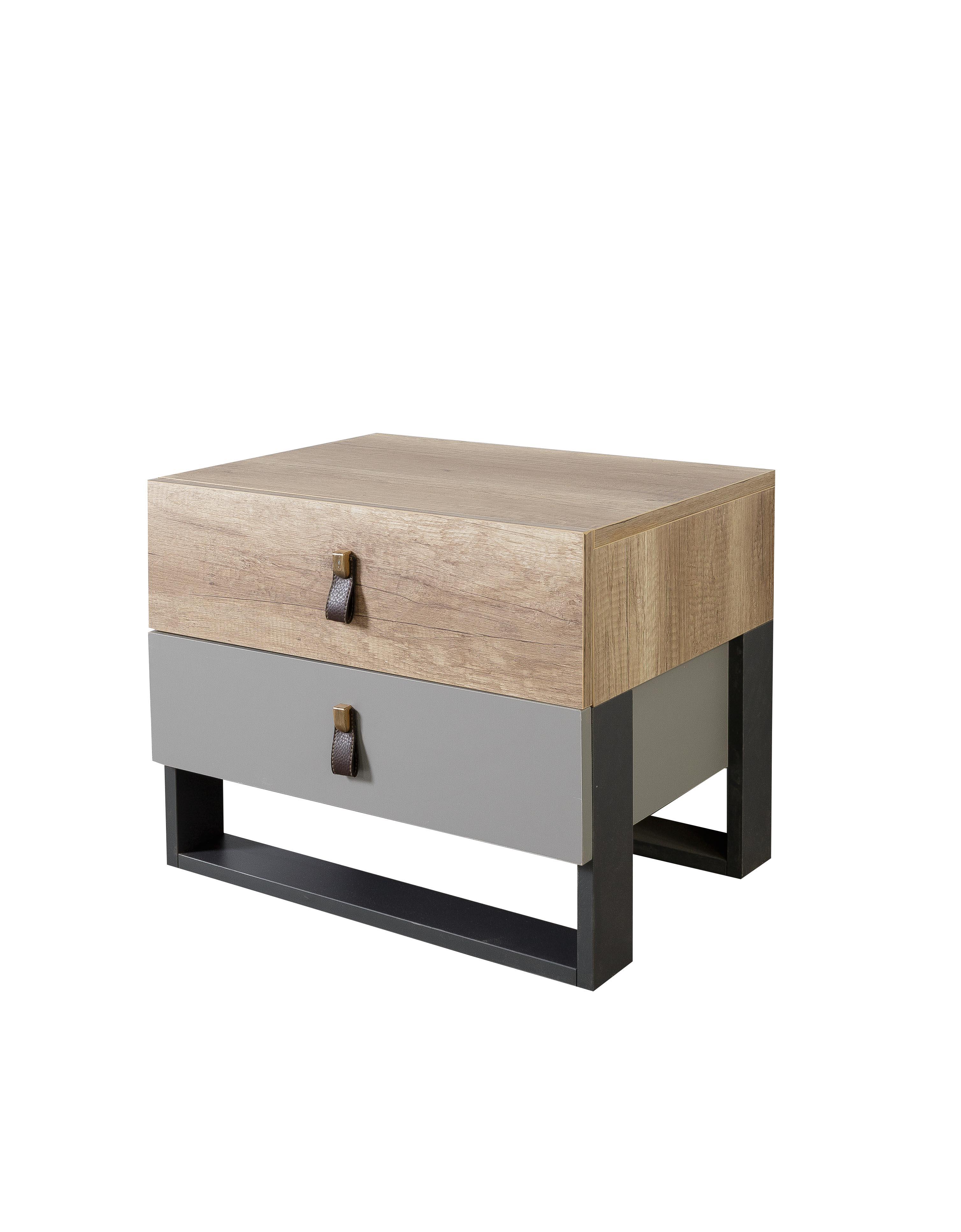 Titi Design Nachtkommode Corner mit Schubkästen