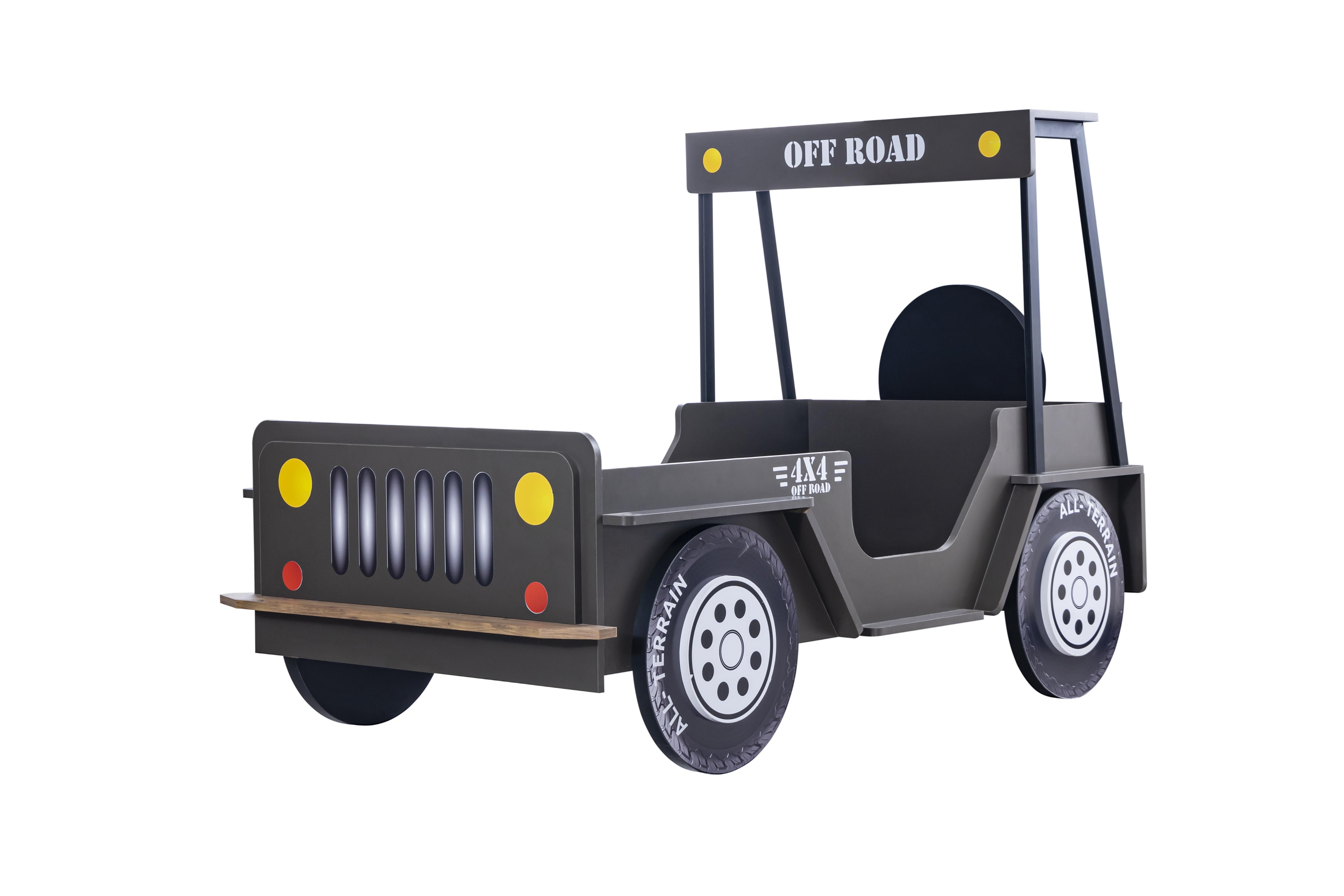 Odacix Kinderbett Off Road Jeep