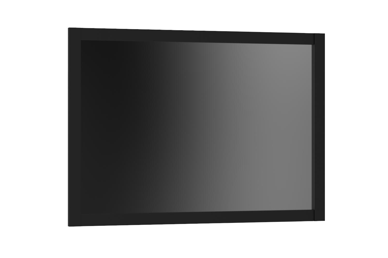 Lubidom Wandspiegel Techno in Schwarz