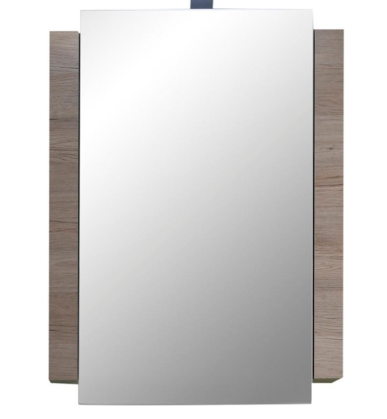 Spiegelschrank Rikke 1-türig in San Remo Eiche