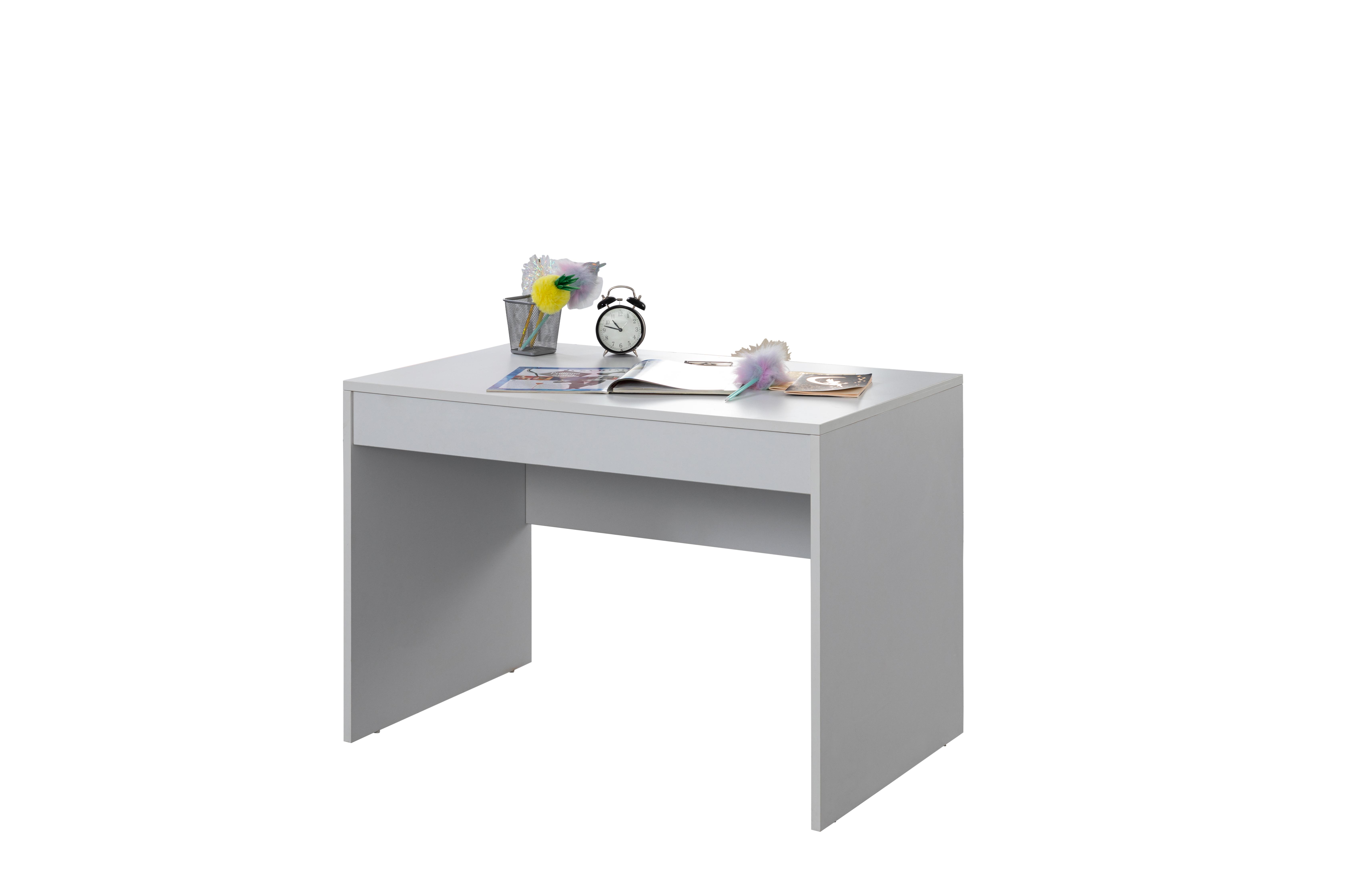 Titi Schreibtisch Trio Weiß