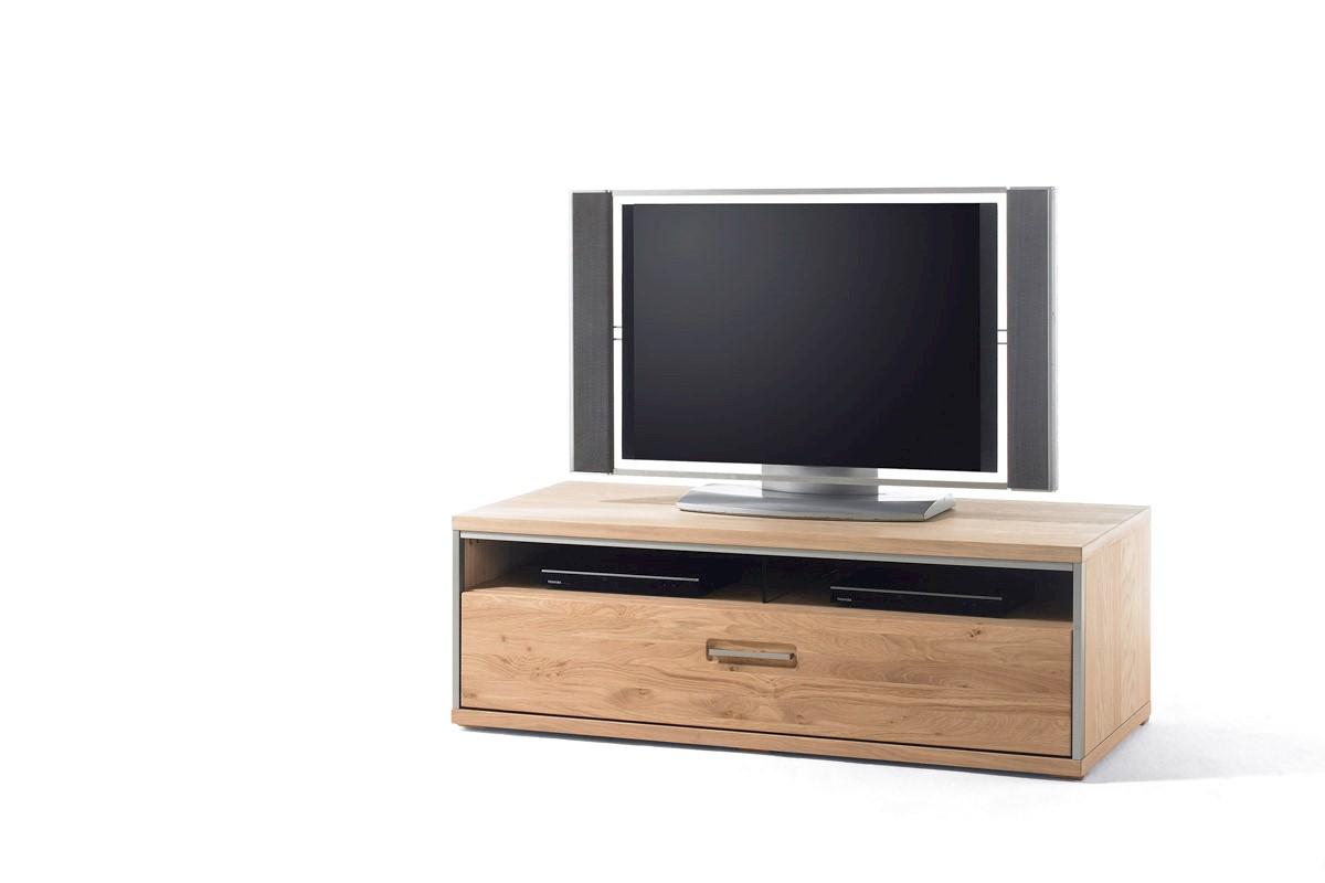 TV-Unterschrank Meja Eiche 124x41x52