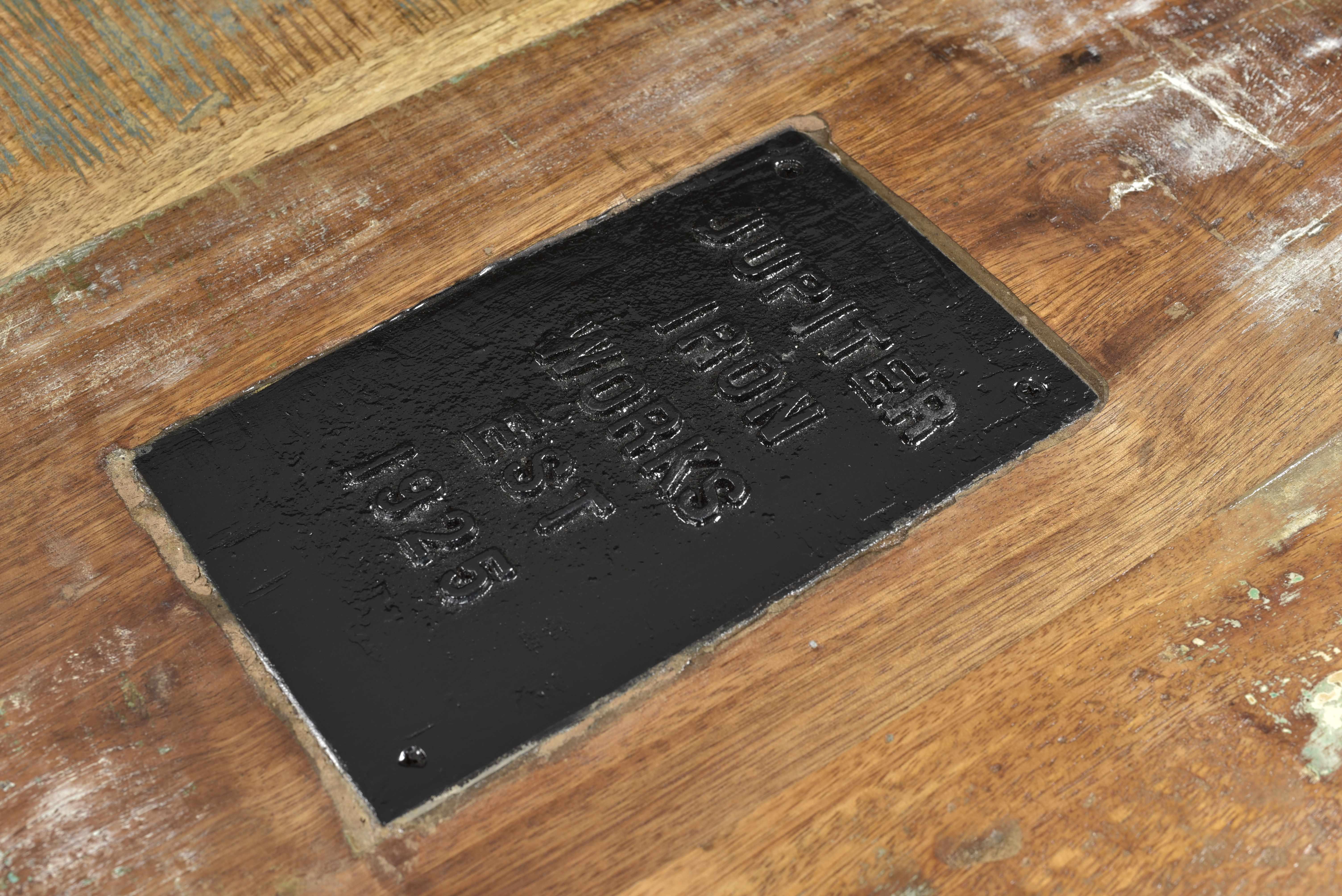 Sit Jupiter Schrank aus recyceltem Altholz