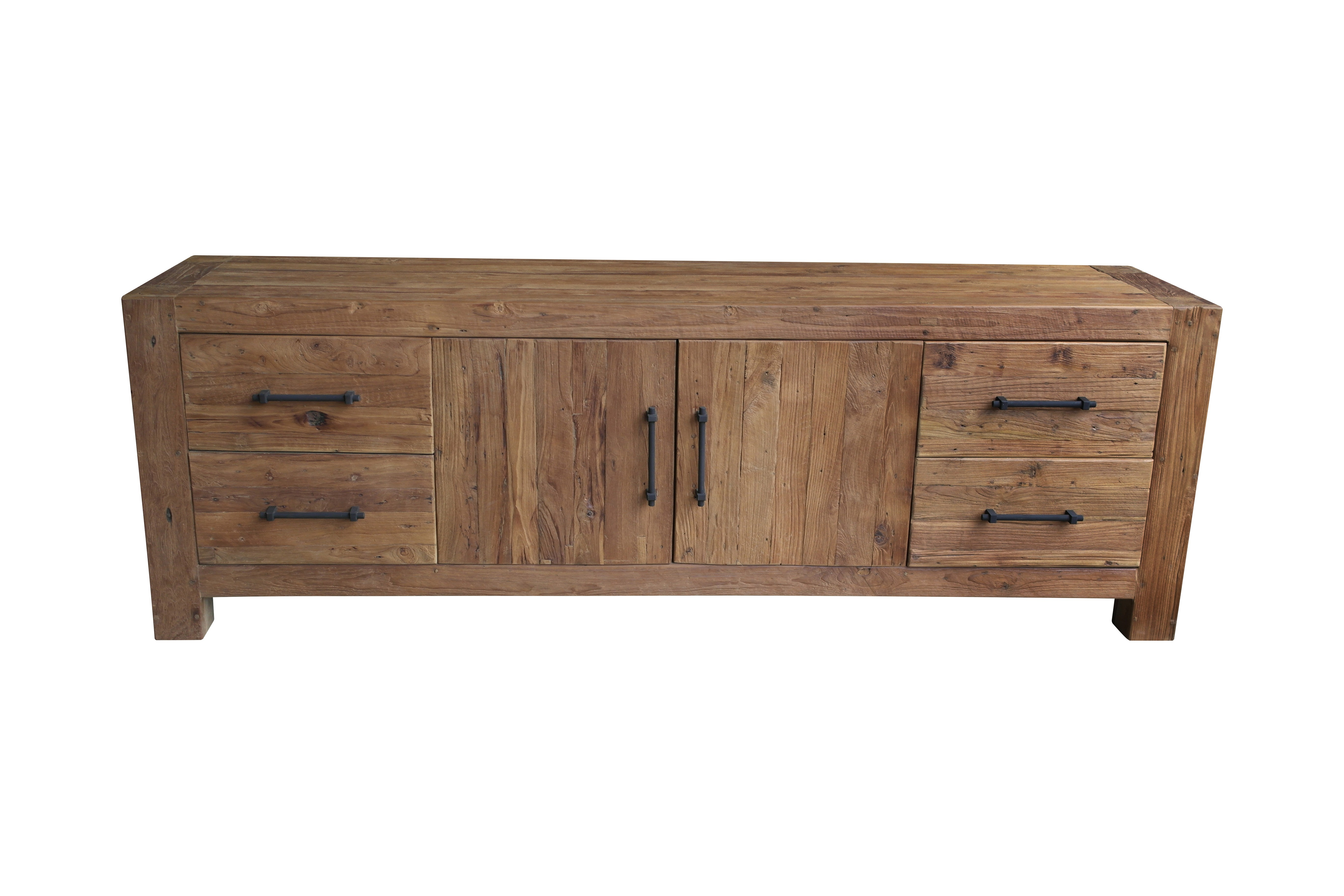 Sit Teak Holz Lowboard Banda 2-türig