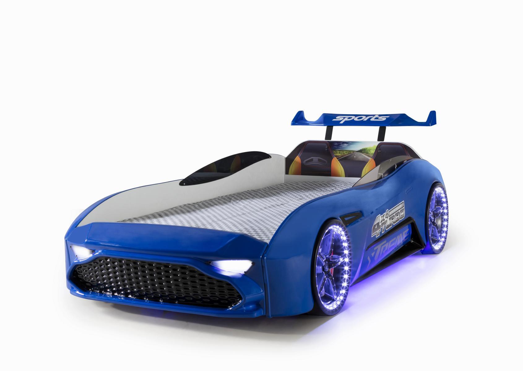 Autobett GT18 Turbo 4x4 Extreme Blau mit Bluetooth Ausstellung