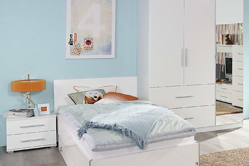 Jugendzimmer MANJA (3-teilig) Liegefläche 140 x 200