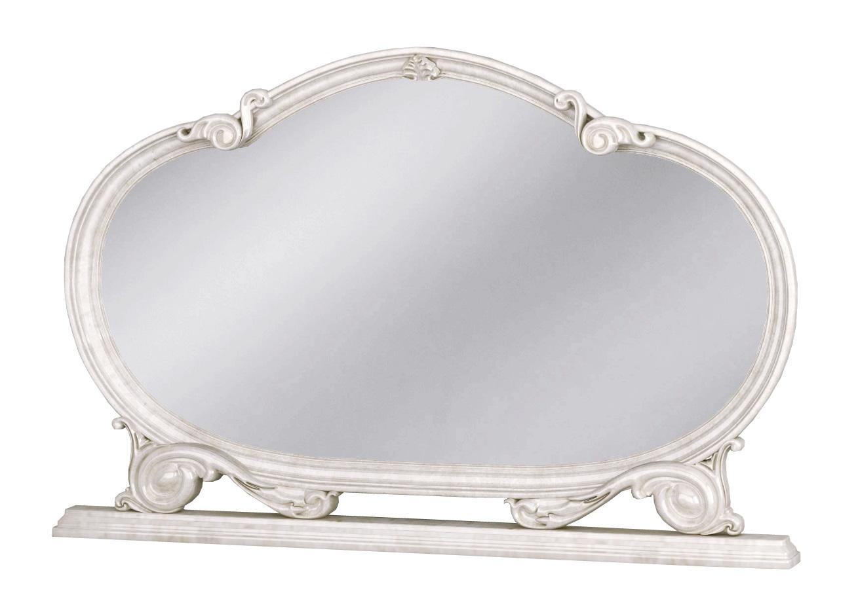Spiegel Limnos nostalgisch in Beige