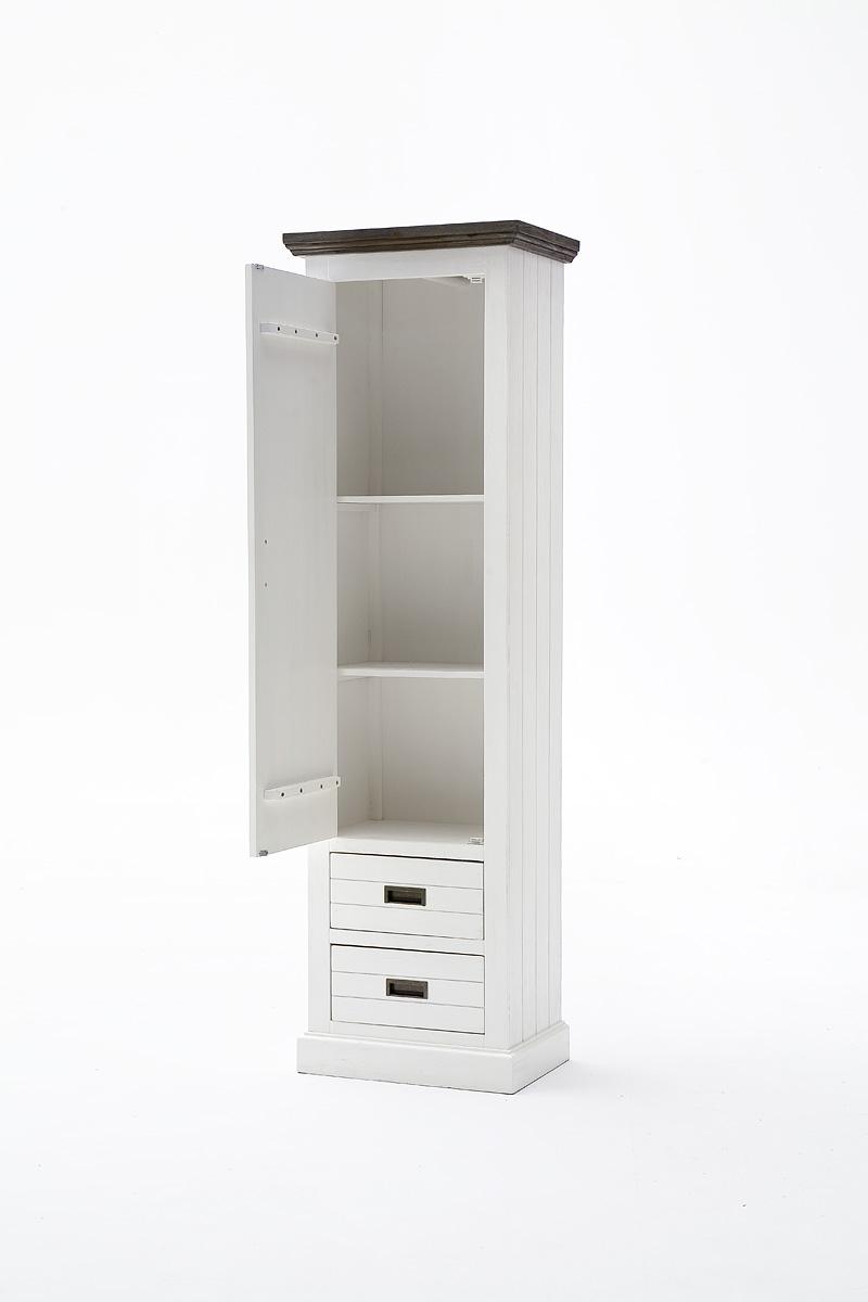 Seona Garderobenset 5-teilig in Akazie Weiß lackiert
