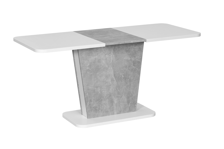 Esszimmertisch Beton Optik Calypso ausziehbar
