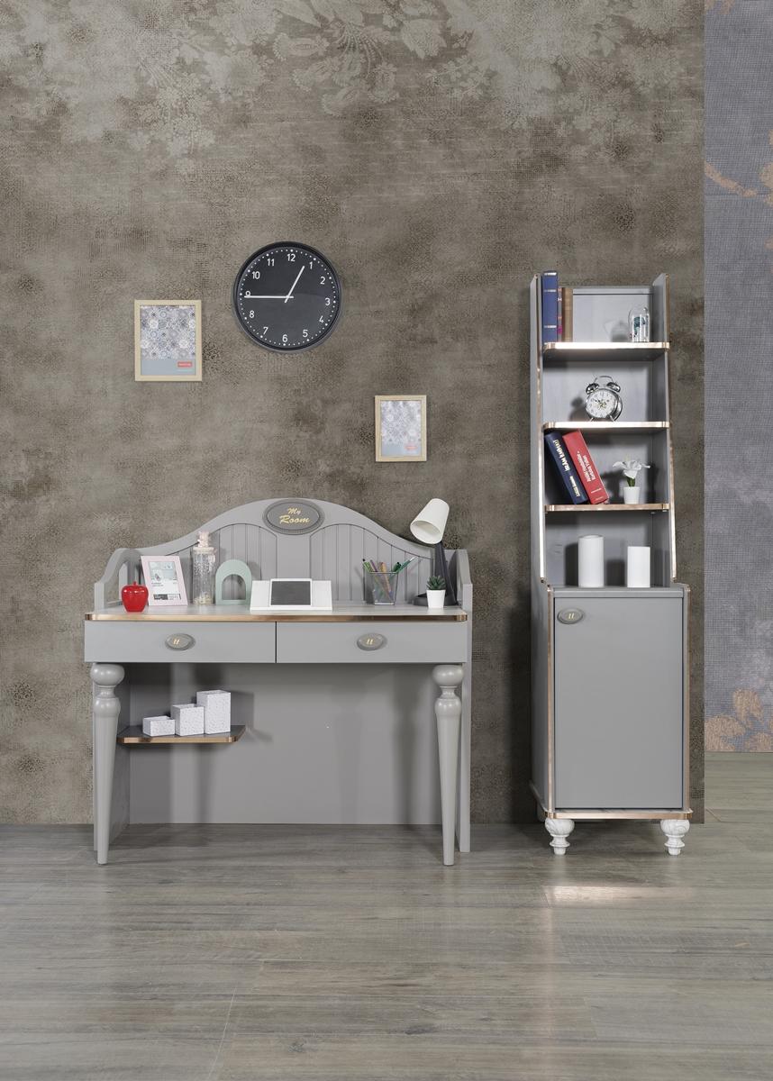 Titi kleines Set Gloria mit Schreibtisch und Bücherregal