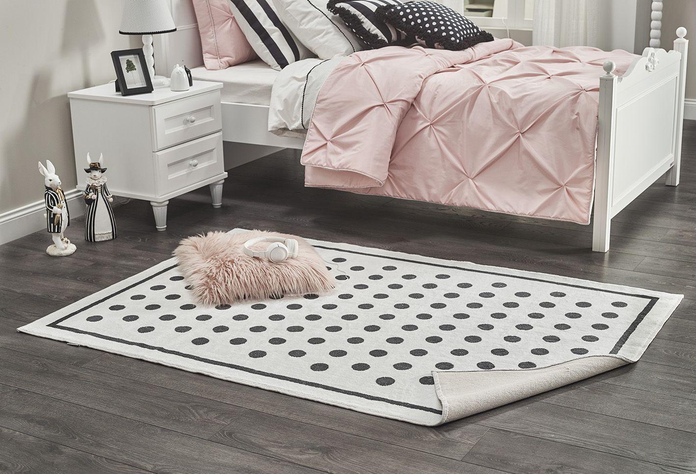 Kinderzimmerteppich waschbar bei Möbel Lux