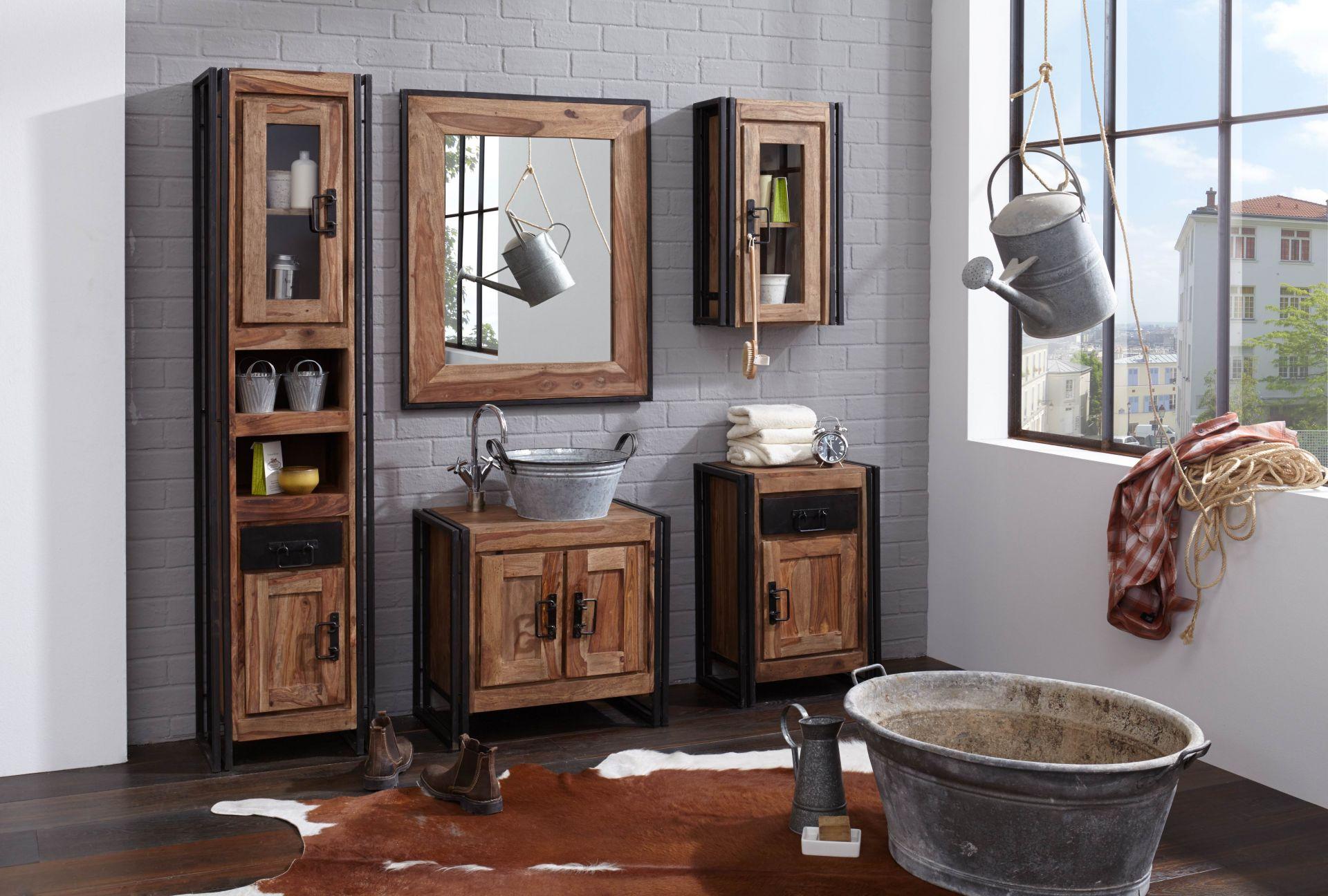 Modernes Badmöbelset bei Möbel Lux