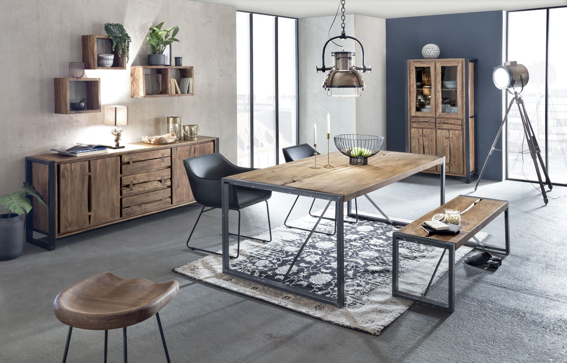 moderne Sitzbank für Esszimmer